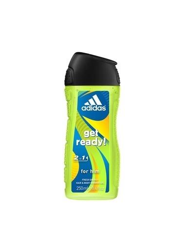 adidas Kıng 2In1 Get Ready Shower 250Ml Renksiz